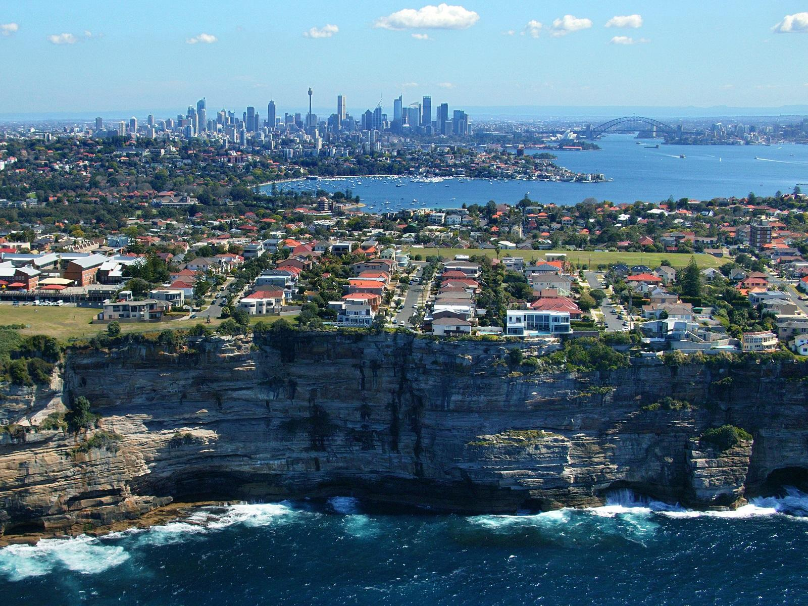 Eastern suburbs in sydney