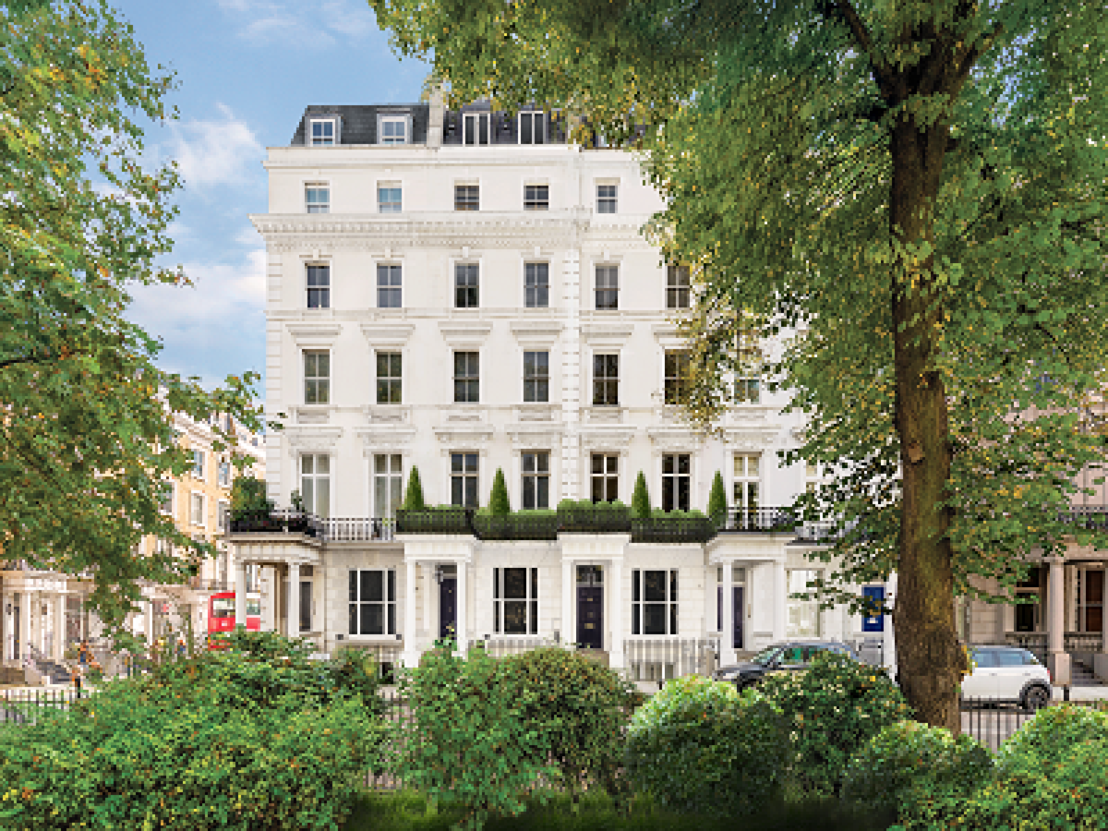 The Imperial Notting Hill London Cbre International