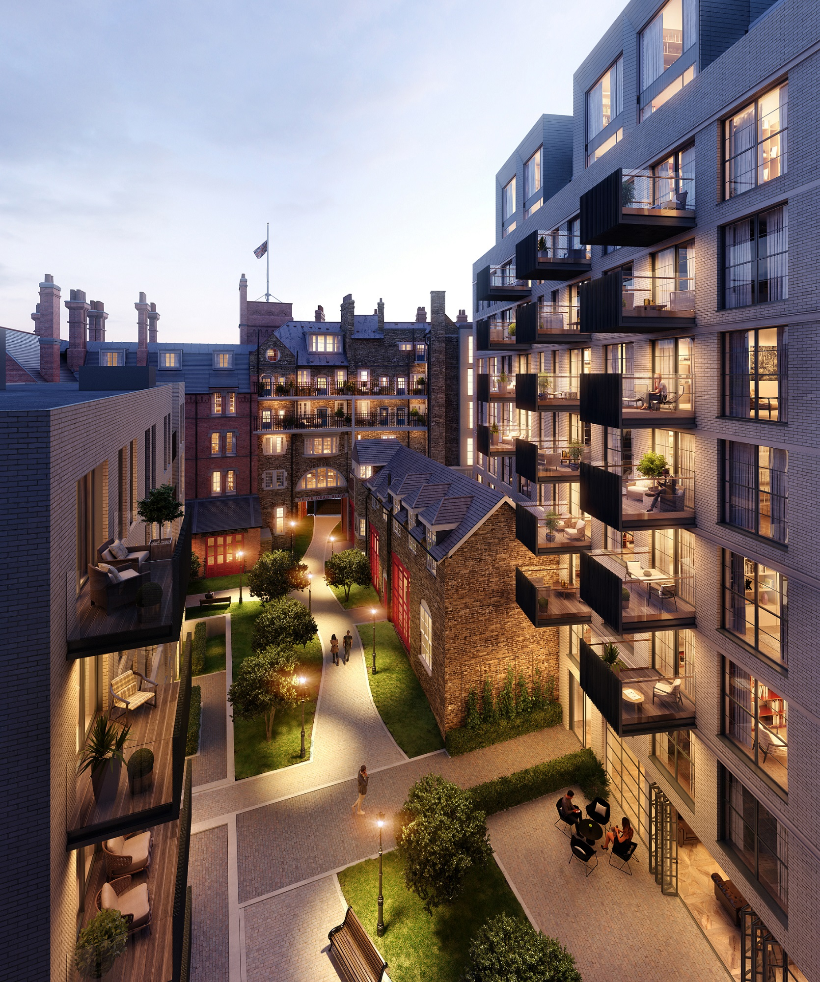 Brigade Court Residential Development