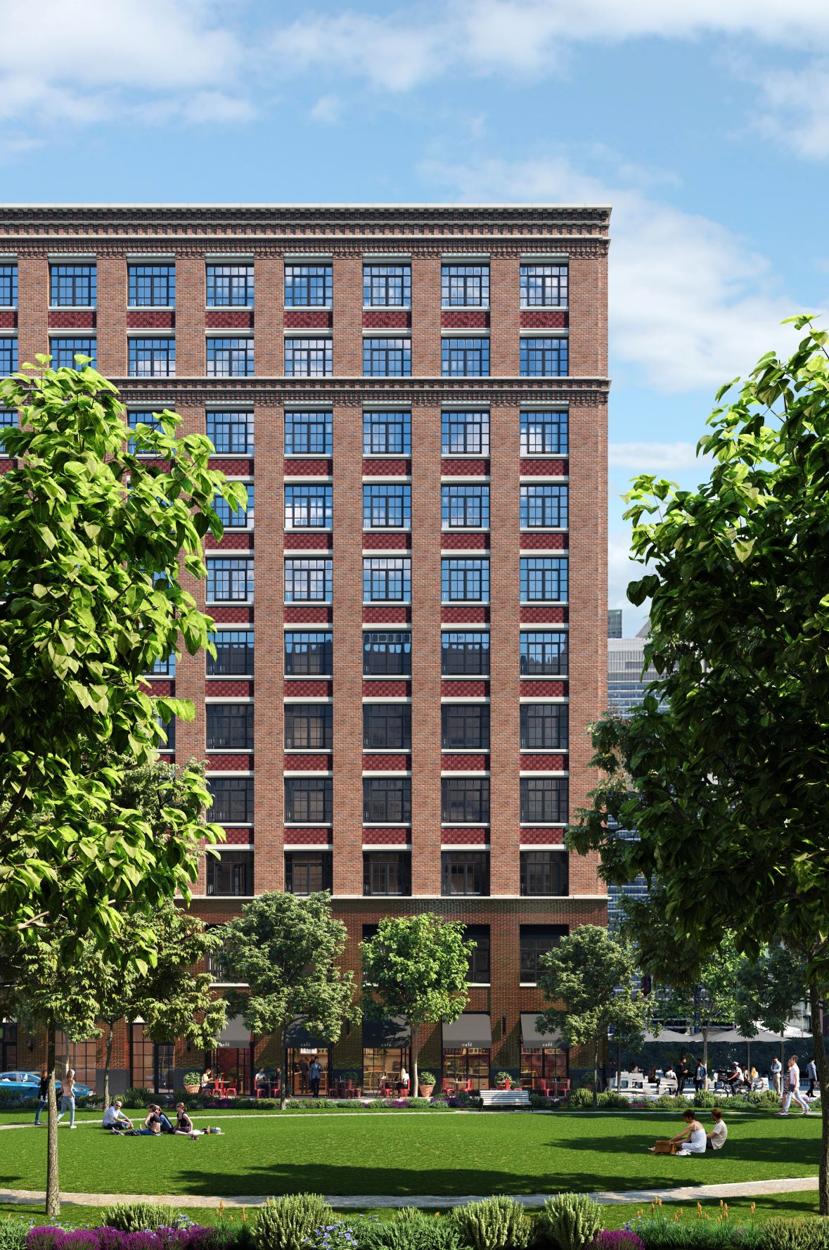 No. 8 Harbord Square, Canary Wharf | Loft homes available to buy | CBRE Residential