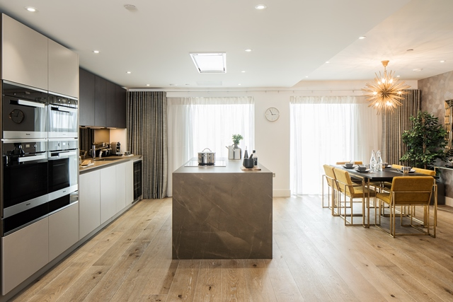 Fulham Riverside show home 2