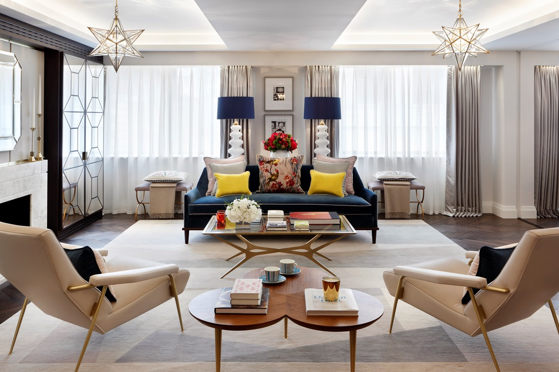 Boutique Living Room