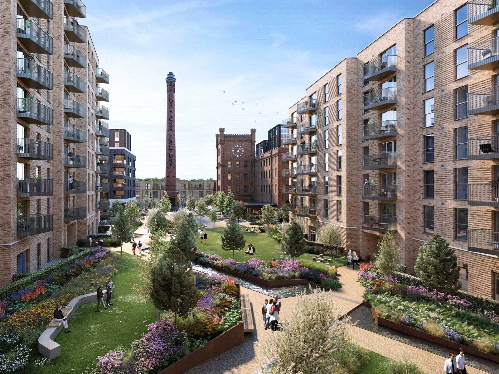 Horlicks Quarter, Slough | Help to Buy Available | Homes to buy | CBRE Residential