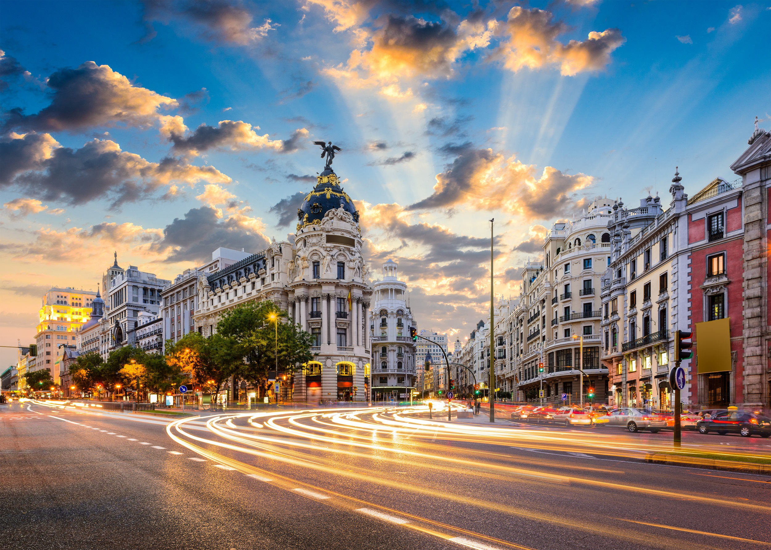 Madrid | Global Living Report 2019 | CBRE
