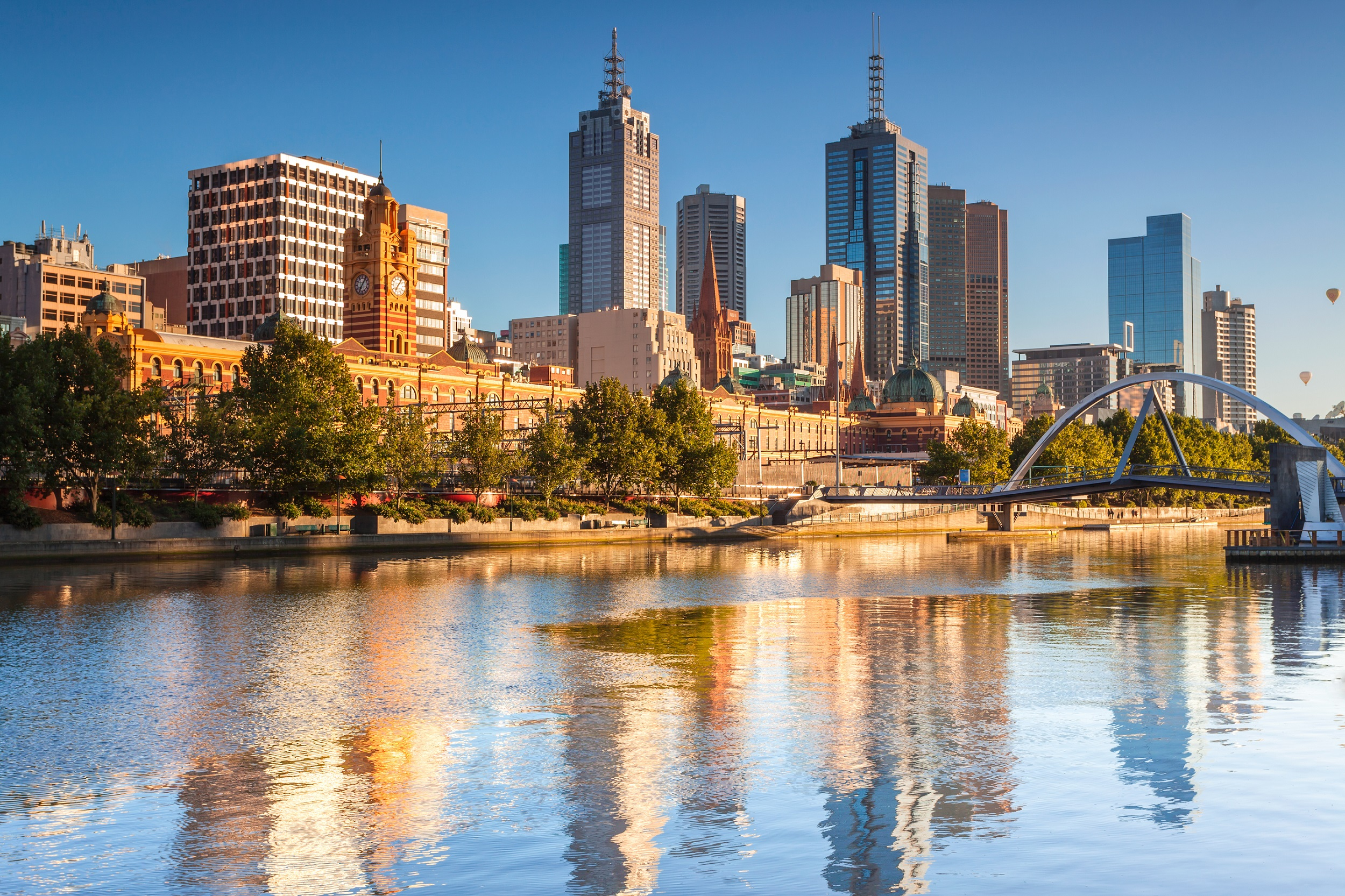 Melbourne | Global Living Report 2019 | CBRE