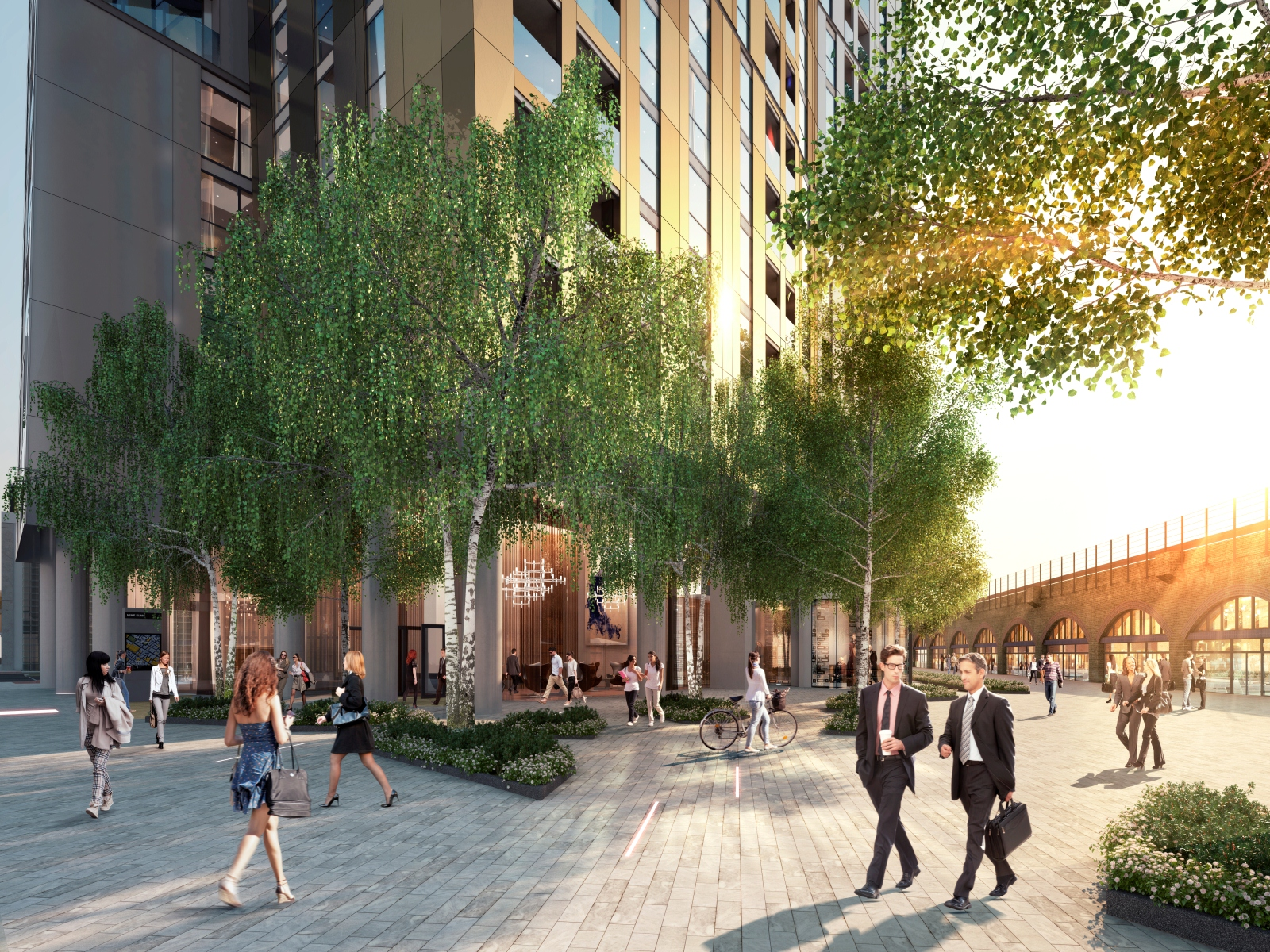 Nine Elms Point amenities