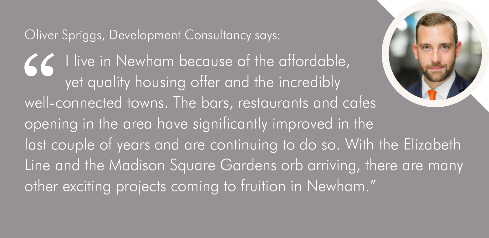 Newham quote