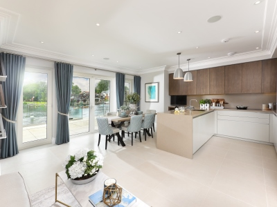 Taplow Riverside, Waterfront Villas