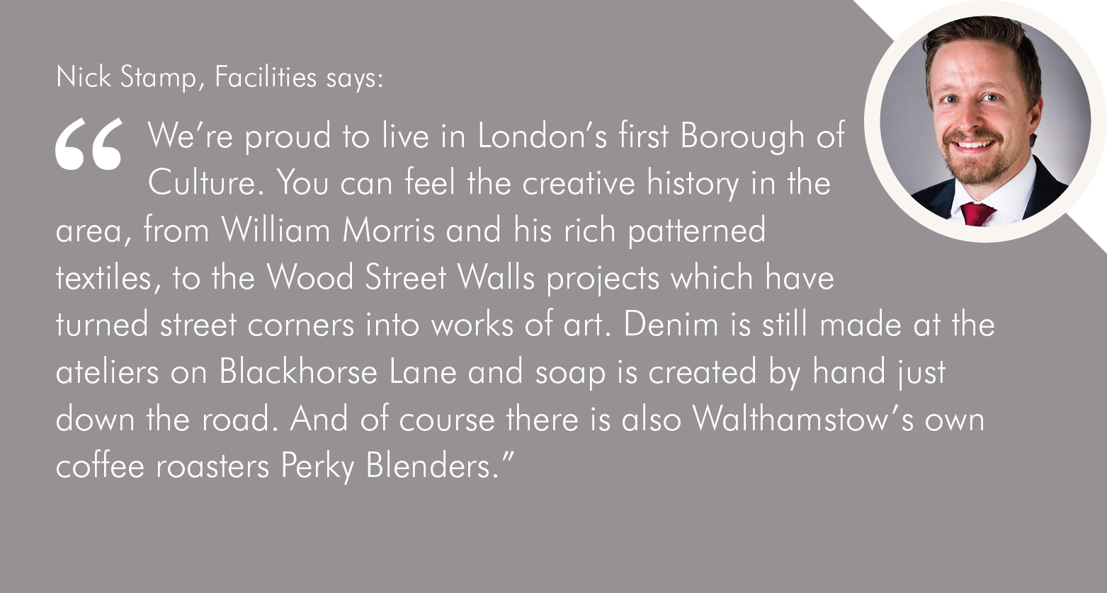 Waltham Forest quote