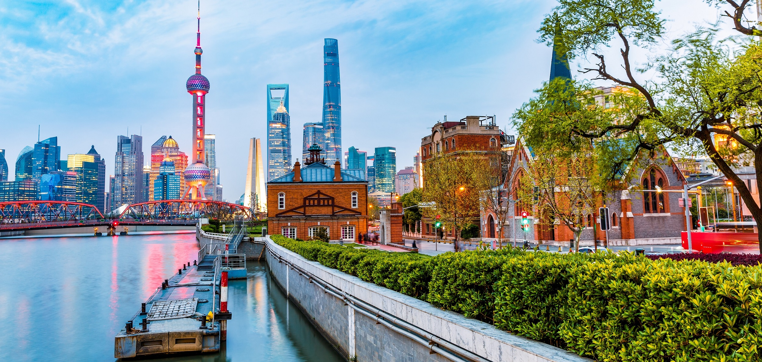 Shanghai | Global Living Report 2019 | CBRE