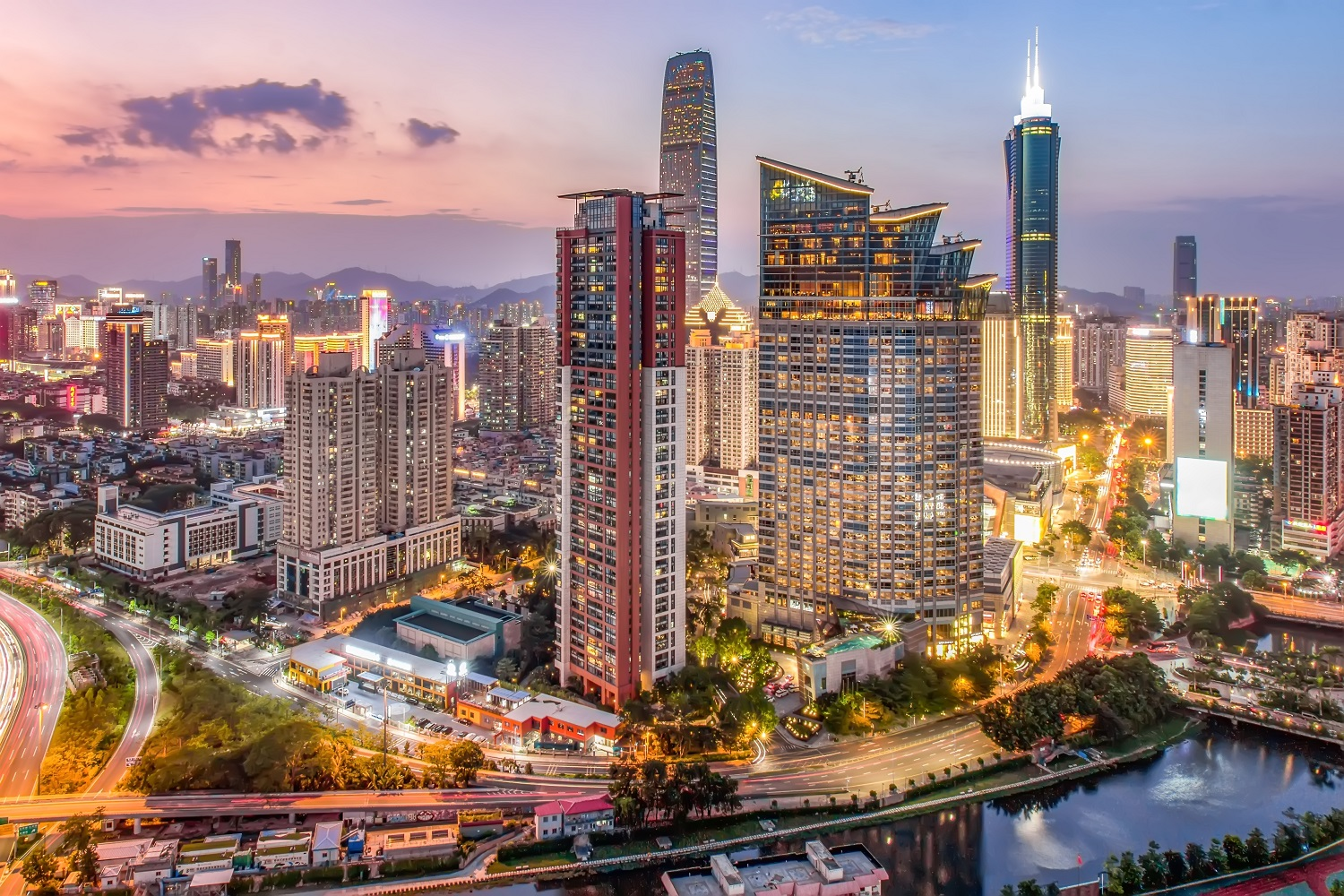Shenzhen | Global Living Report 2019 | CBRE