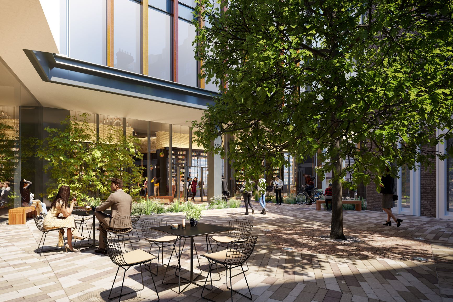 How city living has adapted since Covid-19? A.LONDON with CBRE Residential