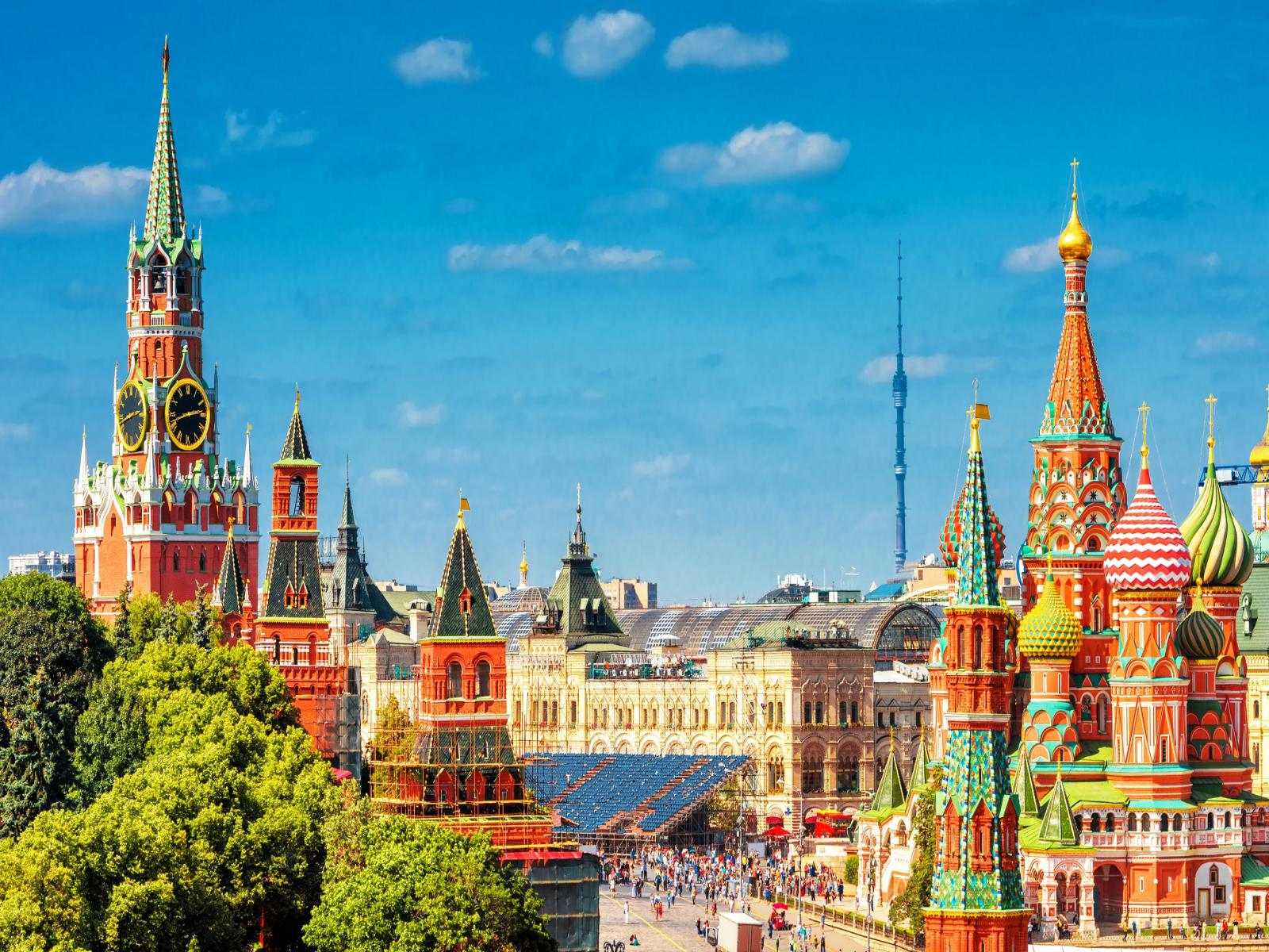 Moscow   Global Living Report 2019   CBRE