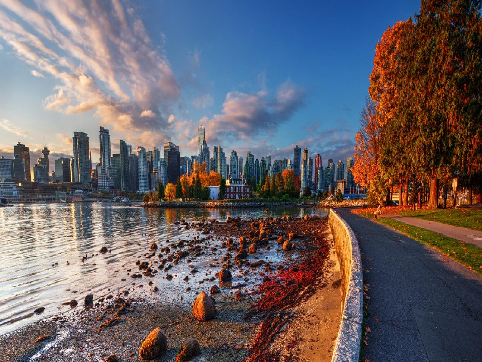 Vancouver   Global Living Report 2019   CBRE