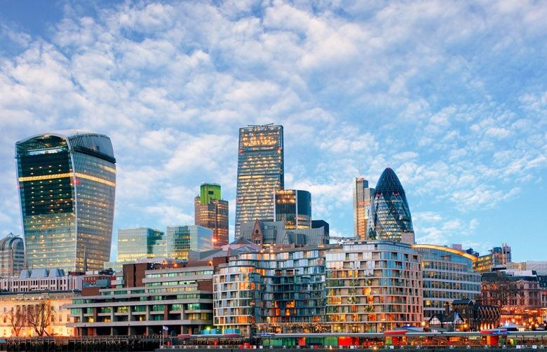 The location City of London