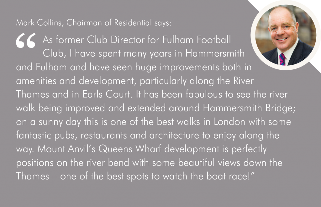 Hammersmith and Fulham quote