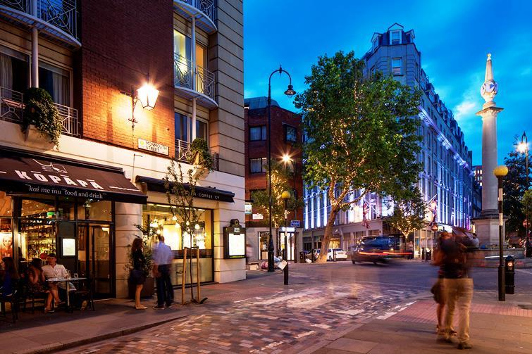 Buying property in Covent Garden