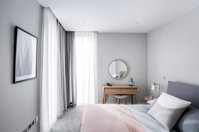 Signal townhouses bedroom