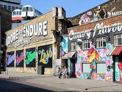 Shoreditch lifestyle picture