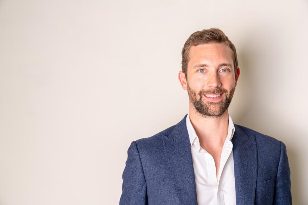 Oliver Spriggs Director in CBRE Residential Private Office