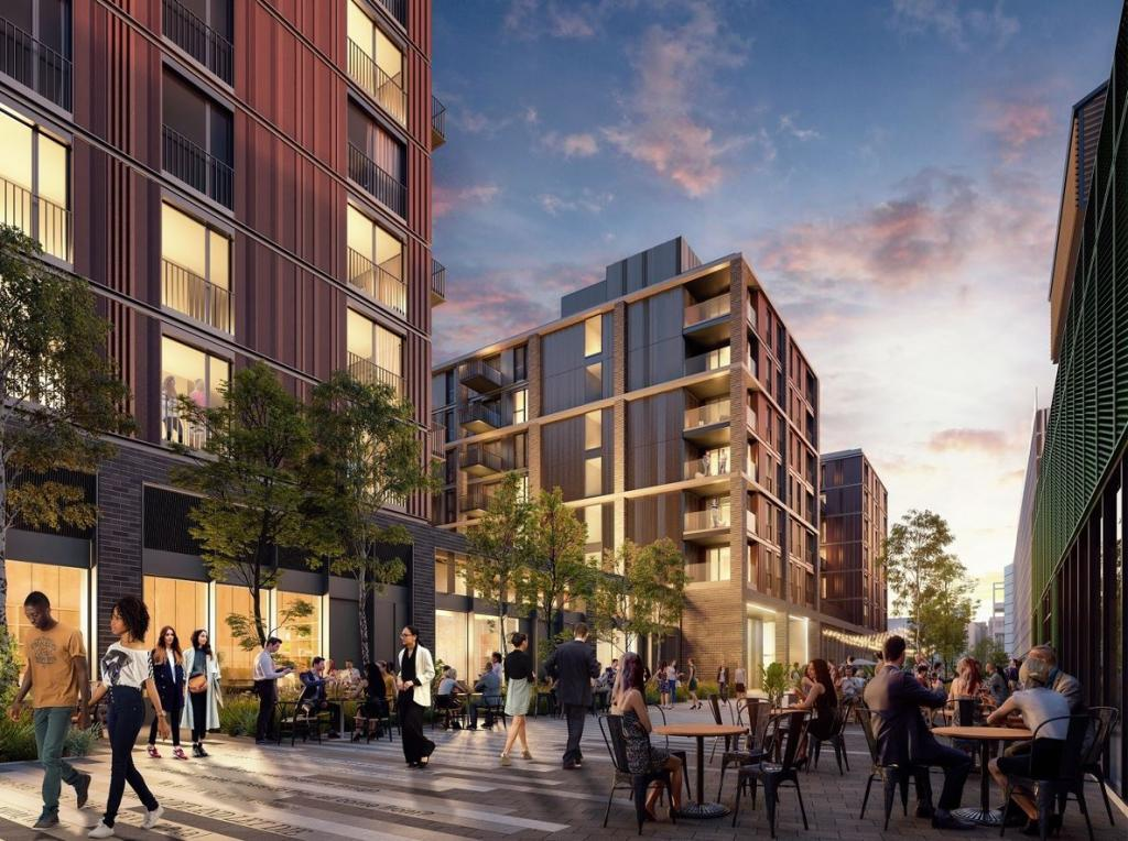 The Venue, Hayes, UB3 | CBRE Residential