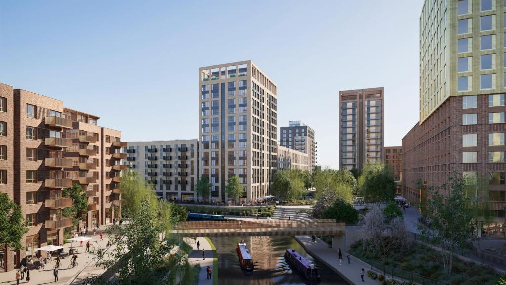 The Lock at Greenford Quay   CBRE Residential
