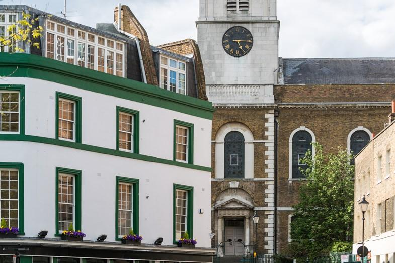 Buying Property in Clerkenwell