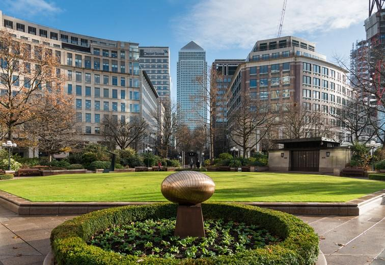 Buying property in Canary Wharf